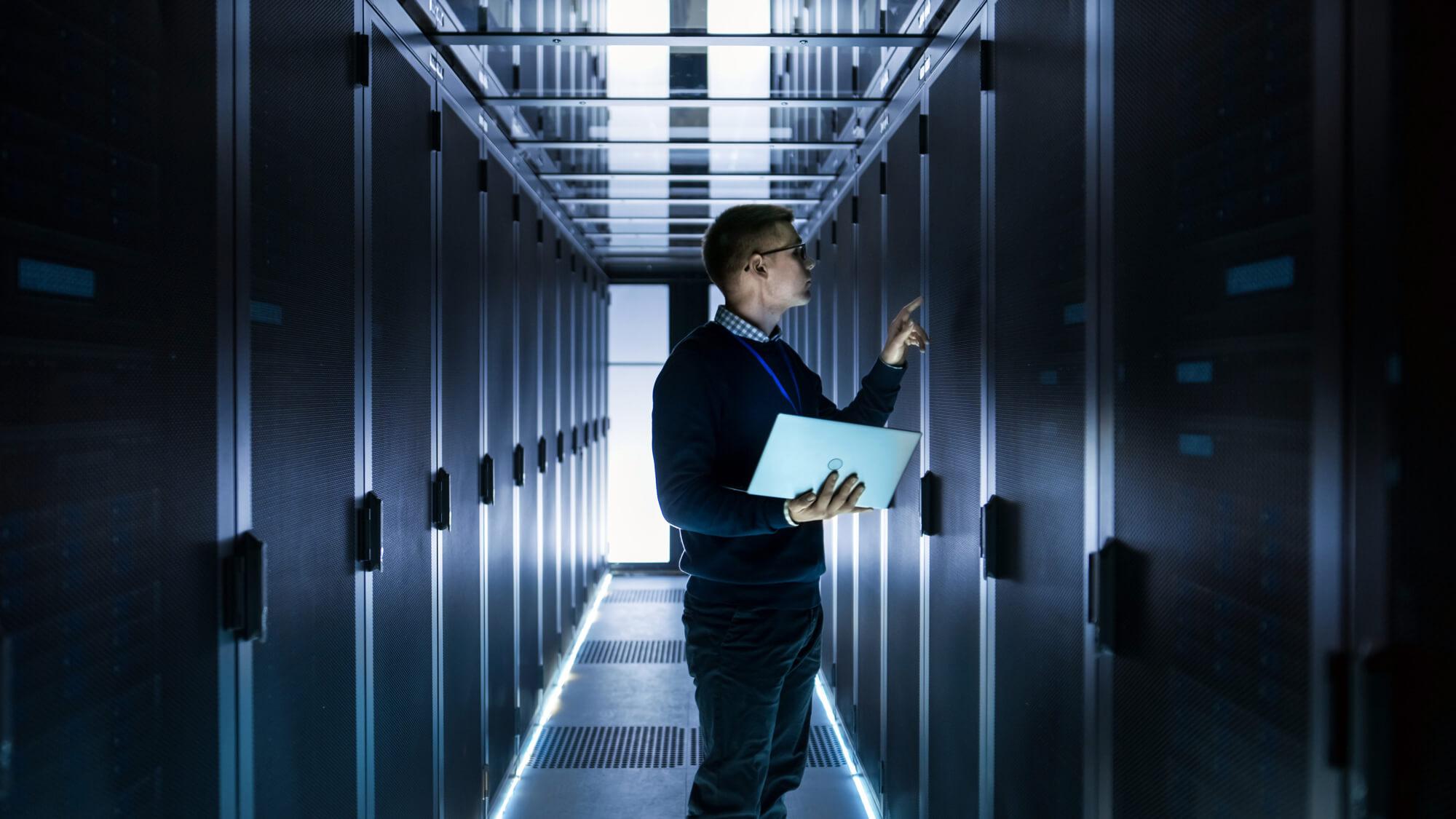 ITRIS Maintanance Bereiche Client-Server